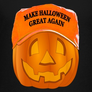 Make Halloween Great Again T-shirt - Toddler Premium T-Shirt