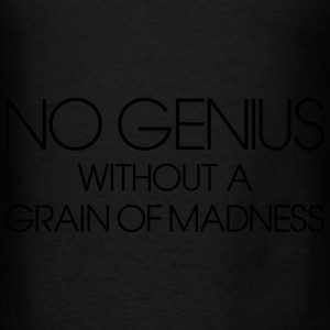 No genius Hoodies - Men's T-Shirt