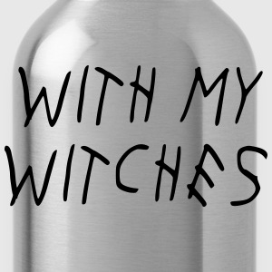With my Witches - Water Bottle