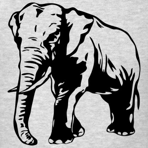 Elephant  Hoodies - Men's T-Shirt