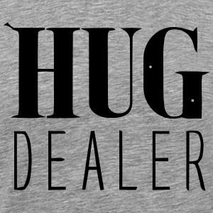HUG DEALER Hoodies - Men's Premium T-Shirt