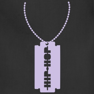 Hip-hop necklace - Adjustable Apron
