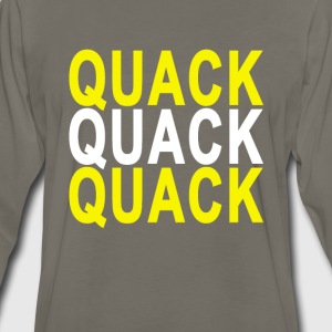quack_attack - Men's Premium Long Sleeve T-Shirt