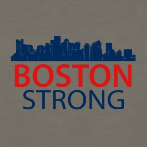 Boston Strong - Skyline - Men's Premium Long Sleeve T-Shirt