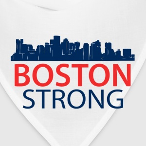 Boston Strong - Skyline - Bandana