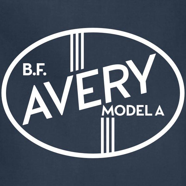 B.F. Avery Model A emblem