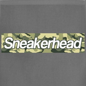 sneakerhead camo bar Hoodies - Adjustable Apron