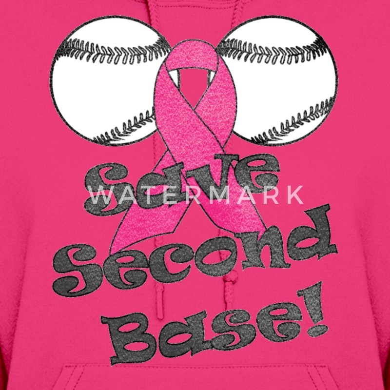 Save Second Base - Women's Hoodie
