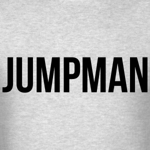 jumpman Long Sleeve Shirts - Men's T-Shirt