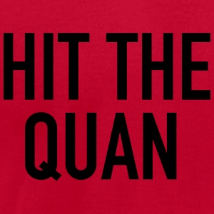 Hit the Quan Long Sleeve Shirts - T-shirt pour hommes American Apparel