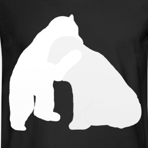 Bear Hugs - Men's Long Sleeve T-Shirt