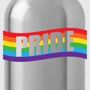 Pride Flag Rainbow LGBT Caps - Water Bottle