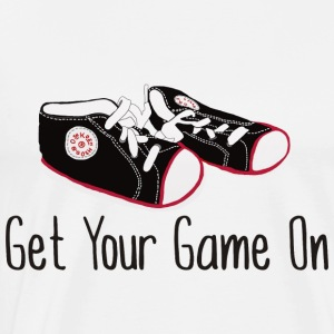Get Your Game On - Men's Premium T-Shirt