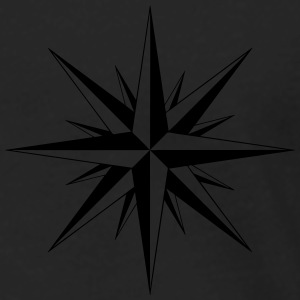 Compass - Wind rose Hoodies - Men's Premium Long Sleeve T-Shirt