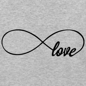 love infinity Hoodies - Baseball T-Shirt
