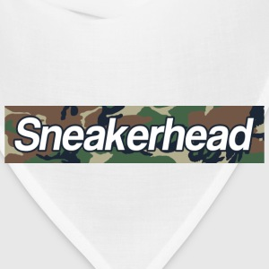 sneakerhead camo bar 2 T-Shirts - Bandana