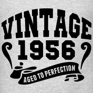 Vintage 1956 Aged To Perfection Hoodies - Men's T-Shirt
