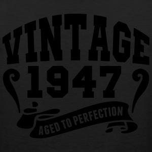 Vintage 1947 Aged To Perfection T-Shirts - Men's Premium Tank