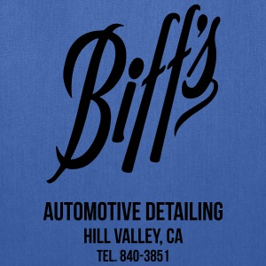 Biff's Automotive Detailing Shirt Hoodies - Tote Bag