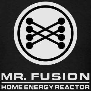 Mr. Fusion Shirt Long Sleeve Shirts - Men's T-Shirt