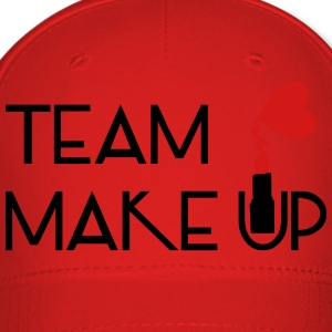 TEAM MAKEUP Women's Premium T-Shirt - Baseball Cap