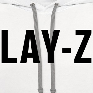 Lay-z Women's T-Shirts - Contrast Hoodie