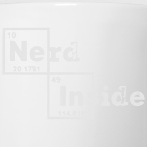 NERD INSIDE (PERIODIC TABLE) T-Shirts - Coffee/Tea Mug