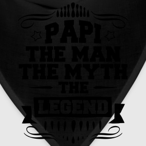 Papi - The Man The Myth The Legend T-Shirts - Bandana