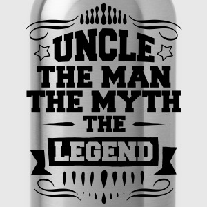 Uncle The Man The Myth The Legend T-Shirts - Water Bottle