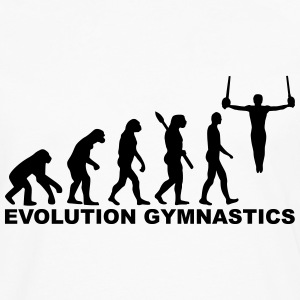 Evolution Gymnastics T-Shirts - Men's Premium Long Sleeve T-Shirt