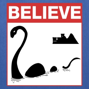 Believe Loch Ness Monster T-Shirts - Tote Bag