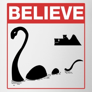Believe Loch Ness Monster T-Shirts - Coffee/Tea Mug