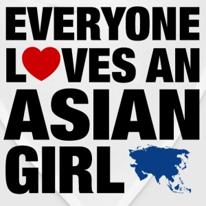everyone loves an asian Women's T-Shirts - Bandana