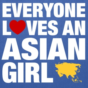 everyone loves an asian Women's T-Shirts - Tote Bag