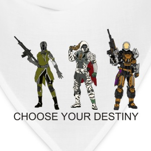 Choose Your Destiny - Bandana