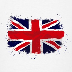 Union Jack - Vintage Look Tanks - Men's T-Shirt