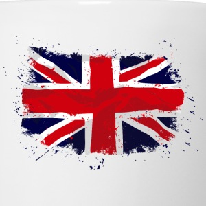 Union Jack - Vintage Look Tanks - Coffee/Tea Mug