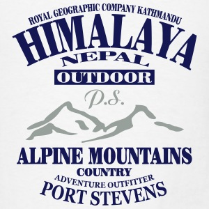 Himalaya - Nepal Tanks - Men's T-Shirt