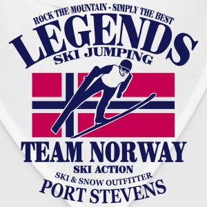 Norway Ski Jumping Hoodies - Bandana