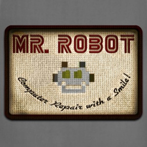 mr robot patch | fsociety Women's T-Shirts - Adjustable Apron