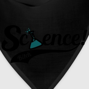 science bitch Hoodies - Bandana