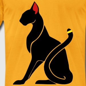 darr bastet Bags & backpacks - Men's T-Shirt by American Apparel