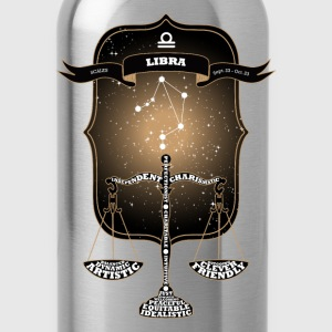 Libra - Water Bottle
