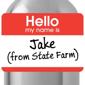 Jake from State Farm - Water Bottle