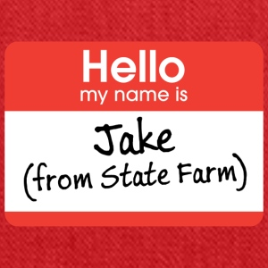 Jake from State Farm - Tote Bag