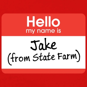 Jake from State Farm - Women's Premium Long Sleeve T-Shirt