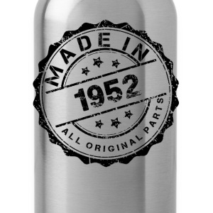 MADE IN 1952 ALL ORIGINAL PARTS T-Shirts - Water Bottle