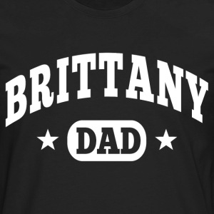 Brittany Dad T-Shirts - Men's Premium Long Sleeve T-Shirt