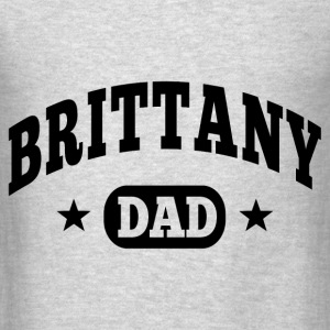 Brittany Dad Hoodies - Men's T-Shirt