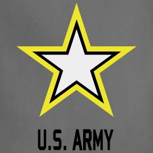 Army U.S. Star Camouflage - Adjustable Apron